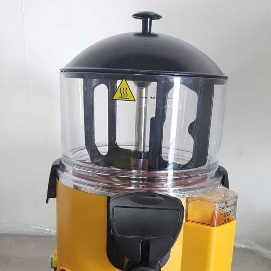 מכונת סחלבשוקולטה